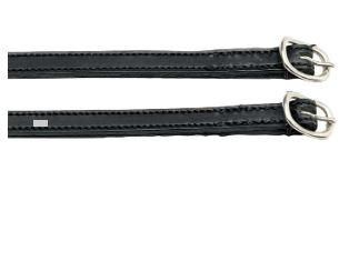 Zilco Aintree Stitched Spur Straps