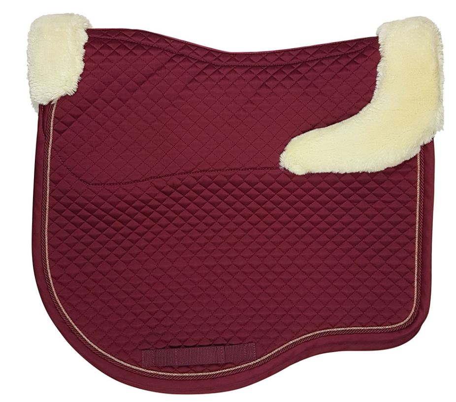Zilco Estate Fleece Saddlecloth Dressage
