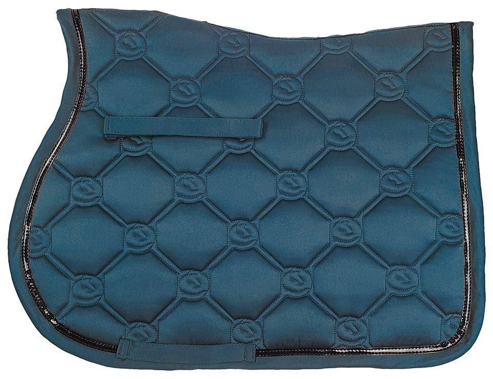 Zilco Vogue All Purpose Saddlecloth Indian Blue